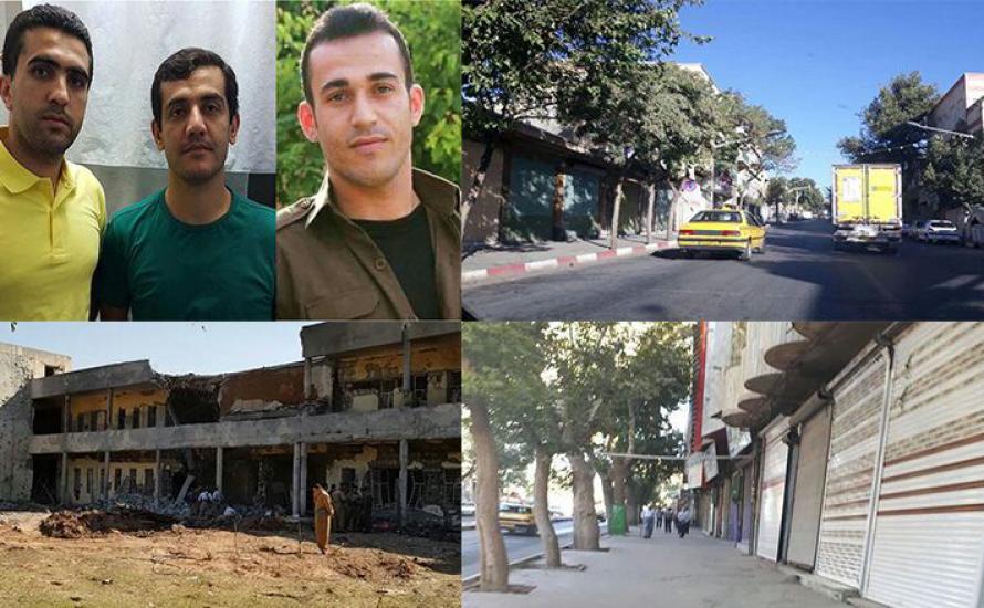 Generalstreik in Rojhalat/Kurdistan: Stoppt die Hinrichtungen und Repression!