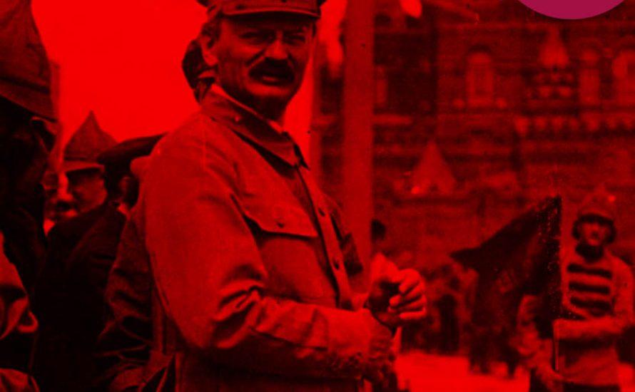 Vor 100 Jahren gründete Trotzki die Rote Armee