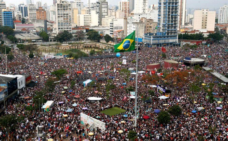 Brasilien: Hunderttausende Frauen gegen den abstoßendsten Politiker der Erde
