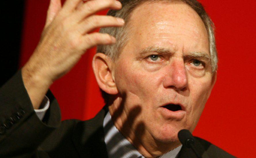 Kein Schäuble-Wahlkampf an der FU!
