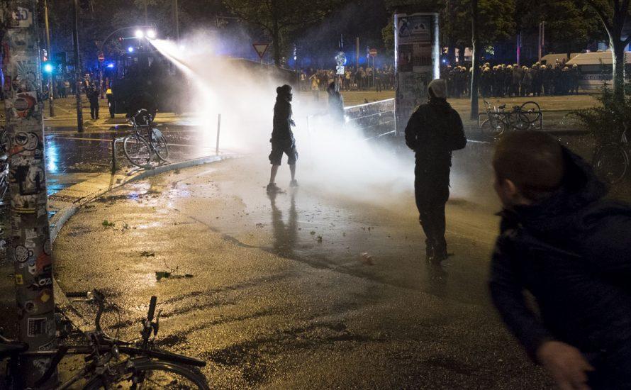 G20: Der Klassenhass ist der Albtraum des bürgerlichen Staates