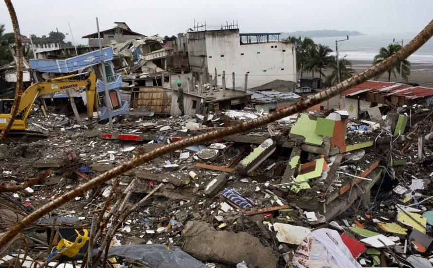 Ein Erdbeben in Südamerika eröffnet die Debatte über den Imperialismus