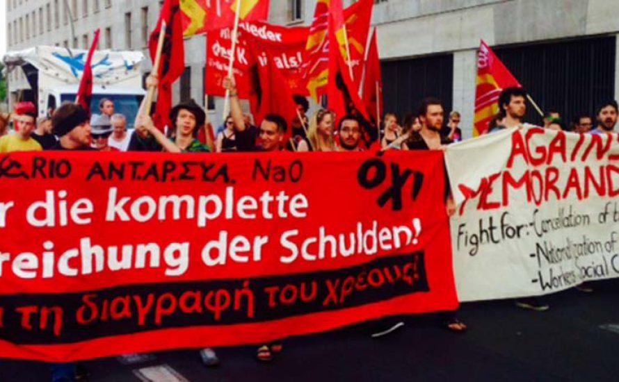 """Die deutsche Linke und das """"Nein"""""""