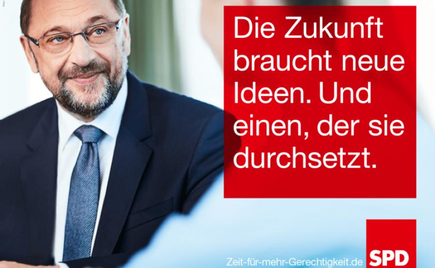 Die fünf schlimmsten Wahlplakate der SPD