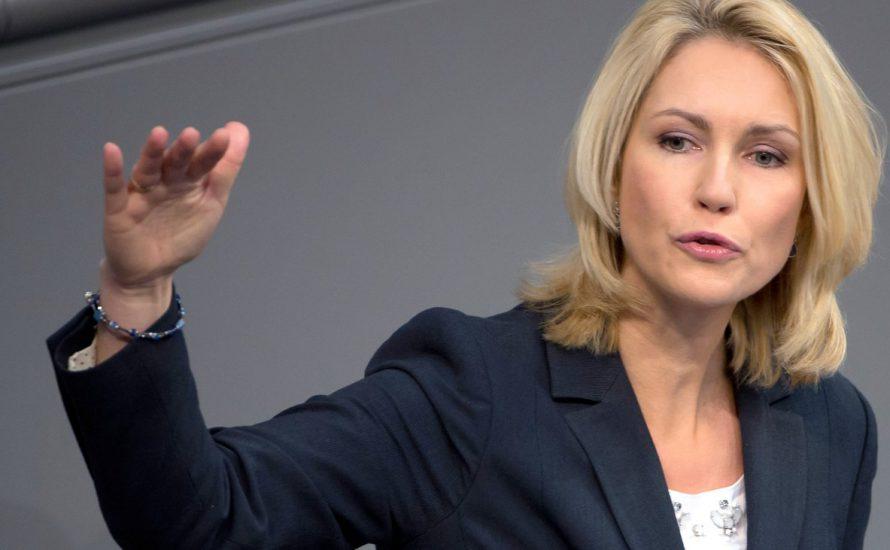 Manuela Schwesig ist die Hillary Clinton Deutschlands