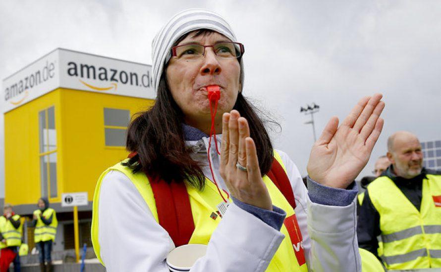 Internationalismus gegen Amazon