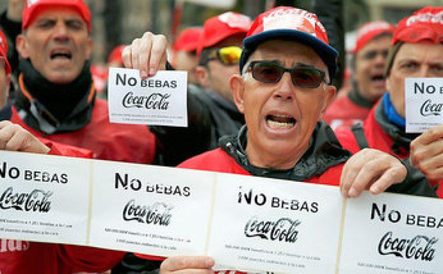Spanischer Staat: Ende der Streiks bei Panrico und Coca-Cola
