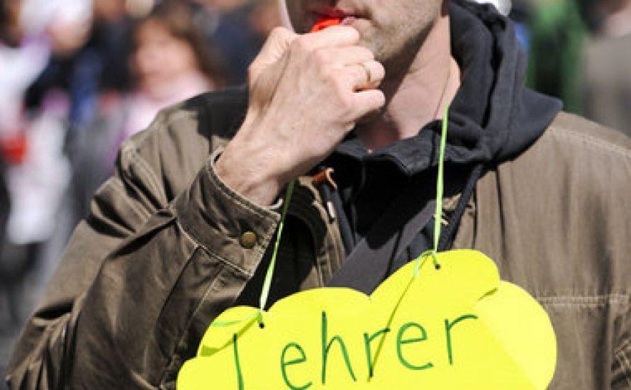 Berlin: Streikwoche der angestellten LehrerInnen