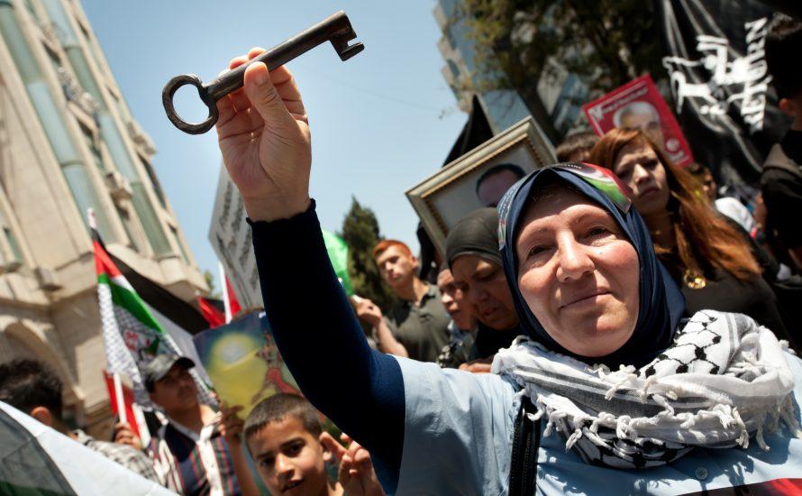 Nakba-Tag: 73 Jahre Besatzung und Ethnische Säuberung durch Israel