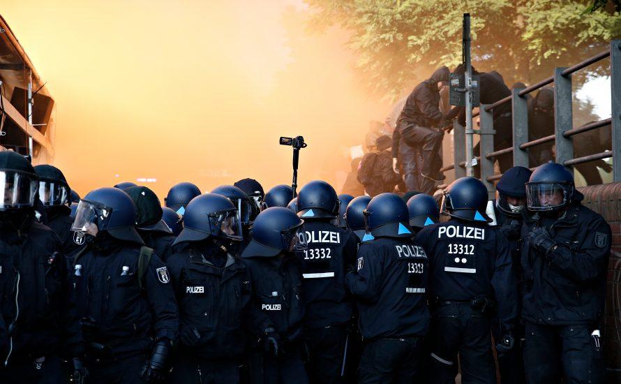 Schwarz-Gelb will Polizeiwillkür in NRW gesetzlich verankern