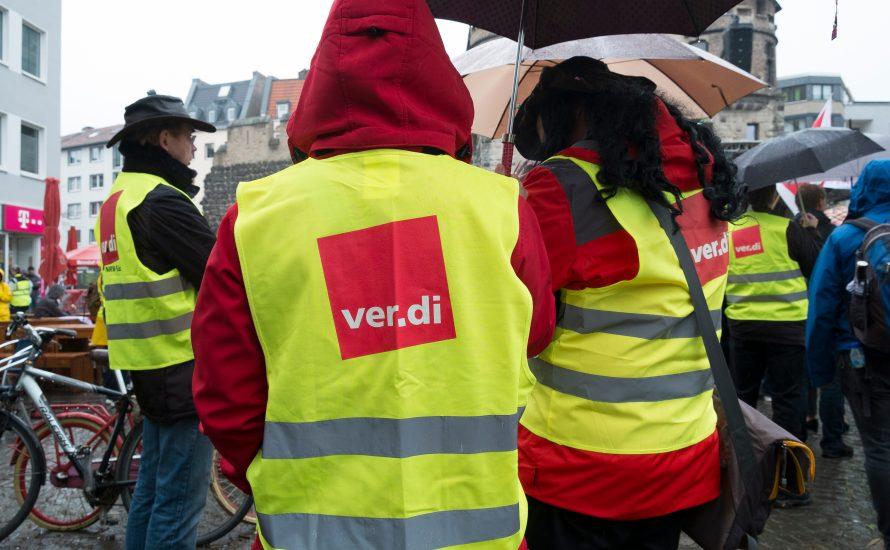 München: Vernetzung für kämpferische Gewerkschaften (VKG) ruft zu einer Solidaritätskampagne auf