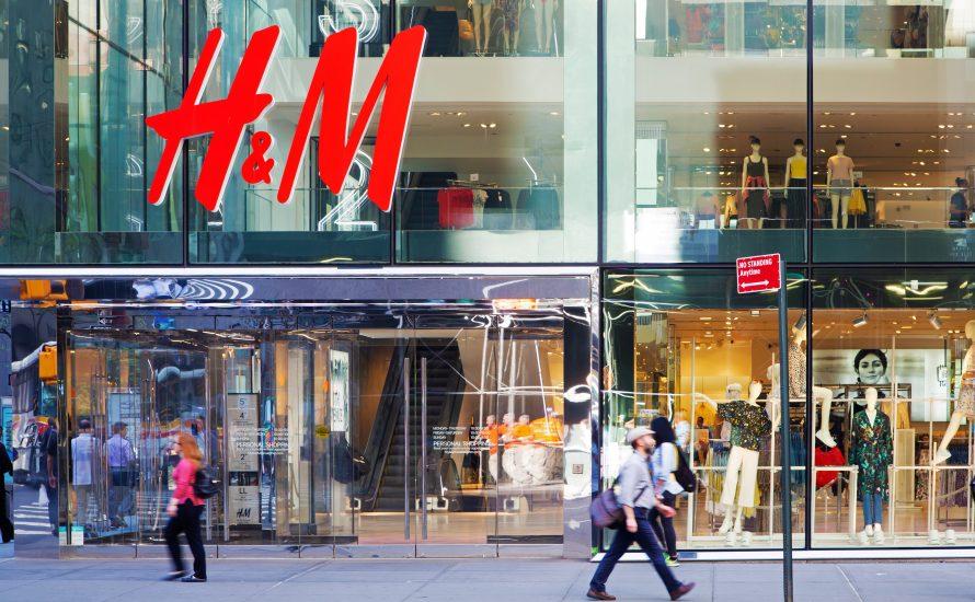 H&M verschenkt zu Weihnachten Kündigungen