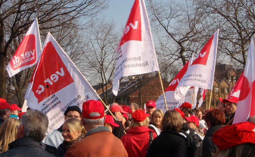 1. Mai: Auftakt für Kampfmaßnahmen der Gewerkschaften gegen die Krise!