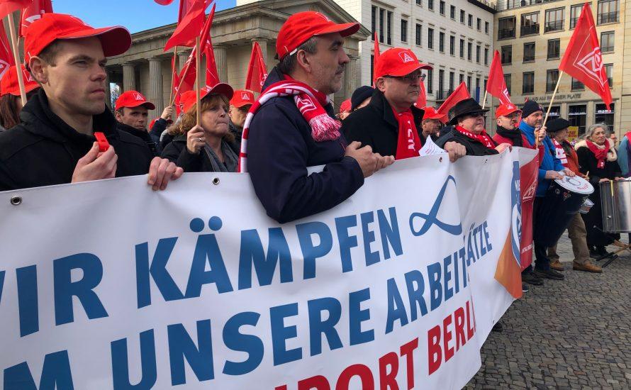 Daimler: Abbau von bis zu 30.000 Jobs trotz 3 Milliarden Gewinn – für einen Kampfplan gegen Entlassungen!