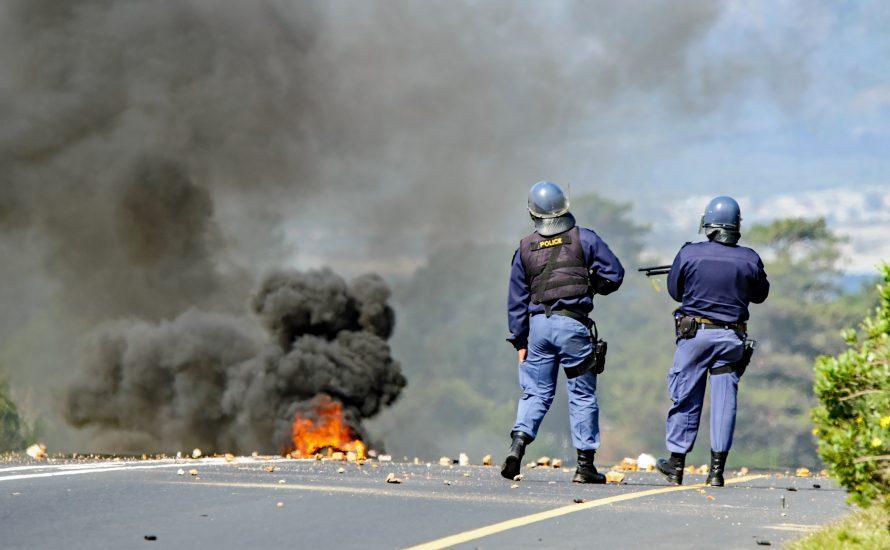 Proteste in Südafrika: Zahl der Toten steigt auf 337