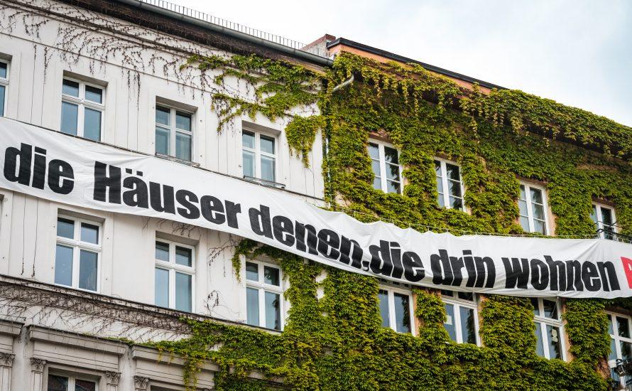 """Die Linkspartei und """"DW & Co enteignen"""" - Alles Wahlkampf, oder was?"""