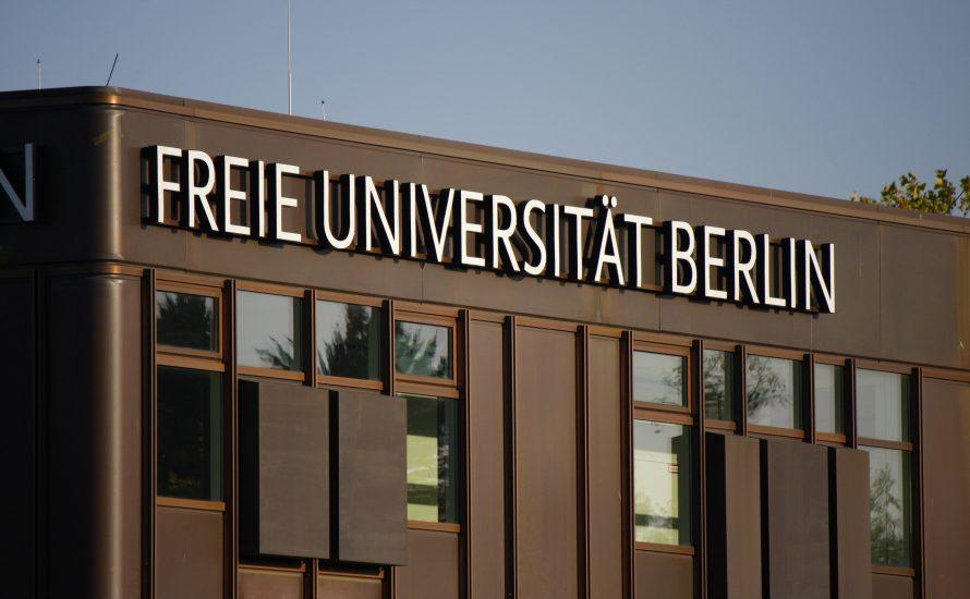 Save the Date: Vollversammlung an der FU Berlin am 7. April um 17 Uhr
