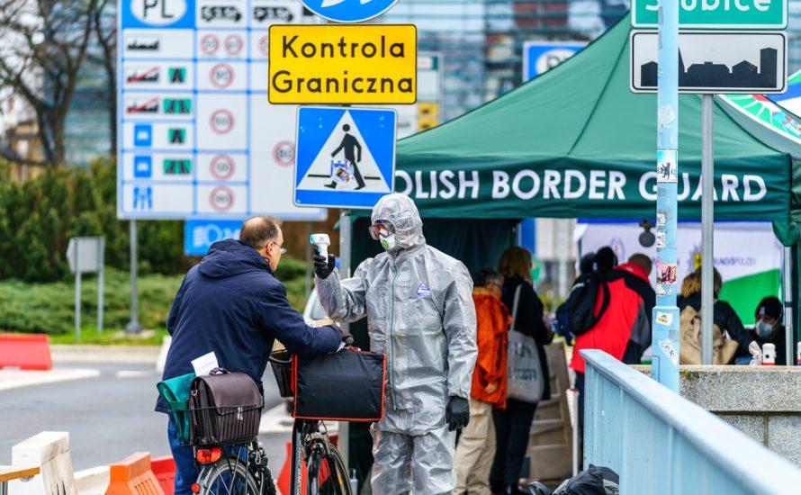 Grenzen Nach Holland Offen