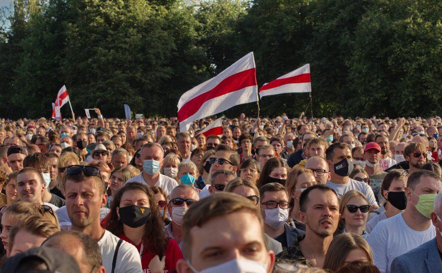 [Interview] Was passiert in Belarus?