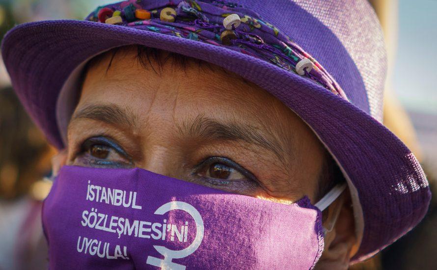 Austritt aus Istanbul-Konvention: Erdoğan knechtet Frauen
