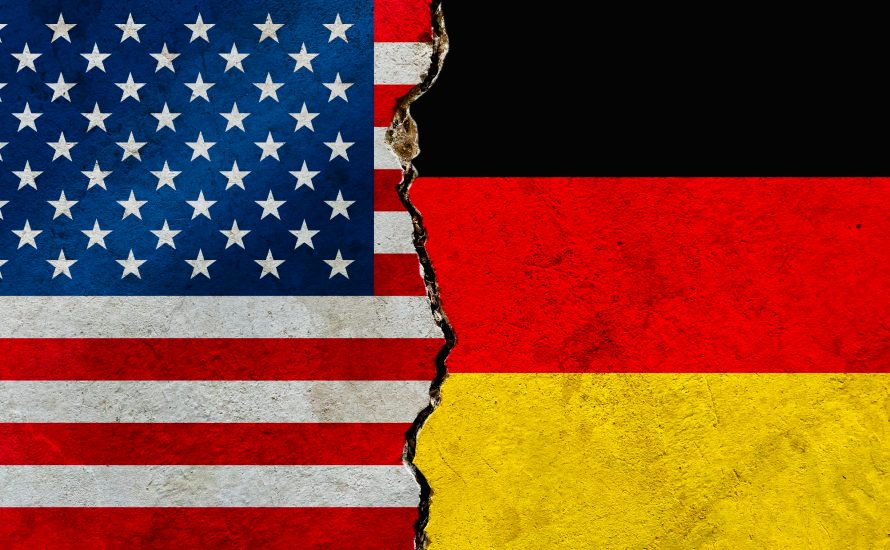 Deutsche Politik: US-Wahl egal, Hauptsache Aufrüstung?