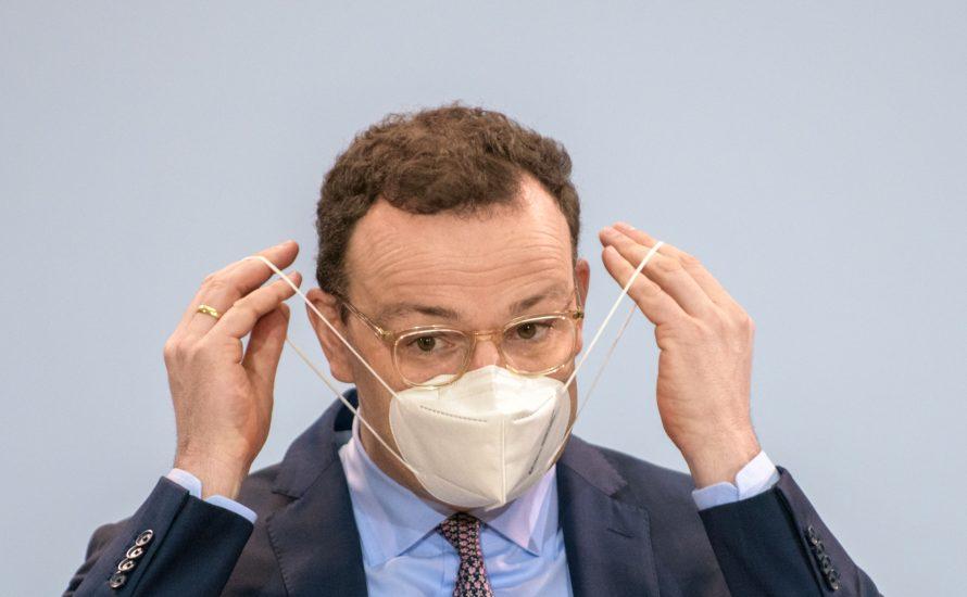 Masken-Affäre: Spahns Shitshow geht in die nächste Runde