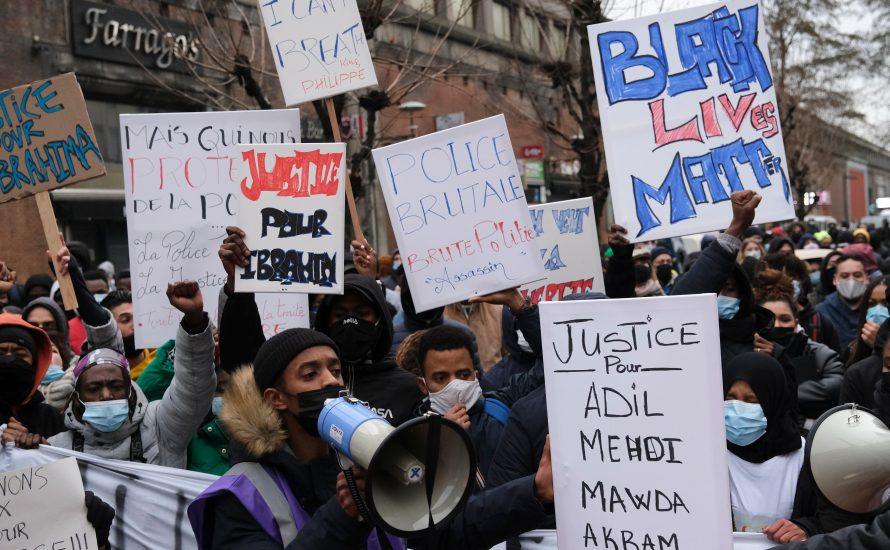 Brüssel: Ibrahima B. ermordet – Polizeistation in Brand gesetzt