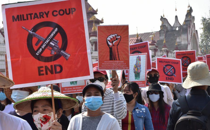 Der Militärputsch in Myanmar und die Heuchelei des US-Imperialismus