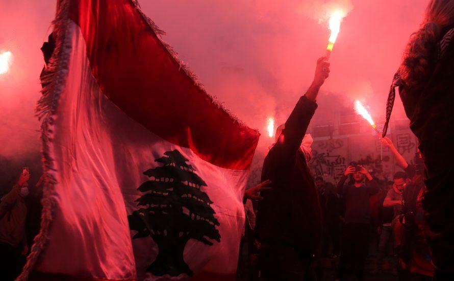 Hungerunruhen und Wirtschaftskrise im Libanon