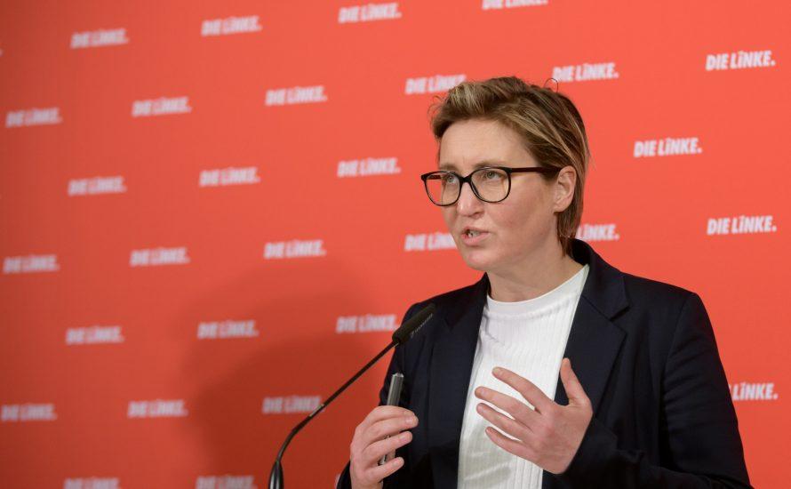 DIE LINKE weicht ihr Wahlprogramm auf: Ein Vorgeschmack auf Grün-rot-rot