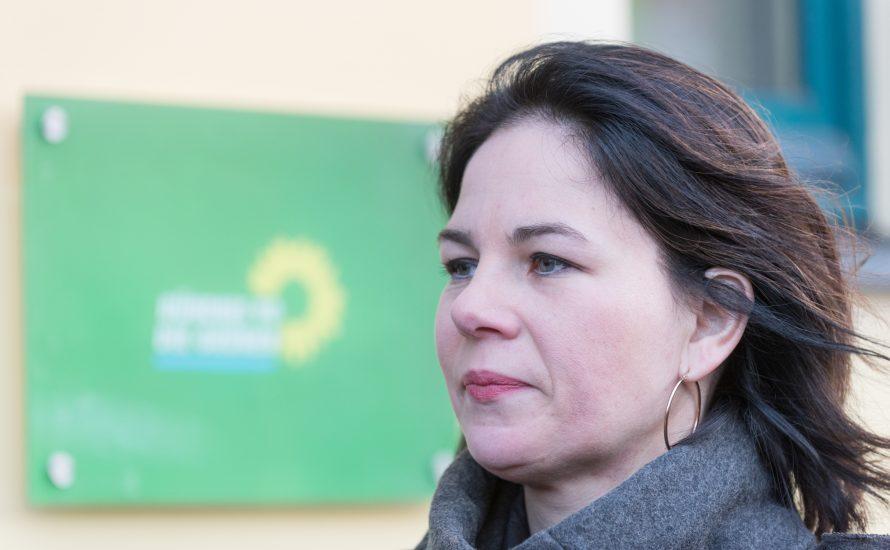 Unternehmen lieben die Grünen: Ex-Siemens-Boss lobt Baerbock