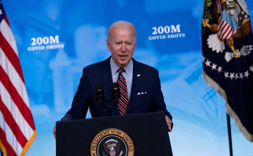 Biden-Regierung betreibt Image-Politur mit Aussetzung der Patentrechte auf Covid-Impfstoffe