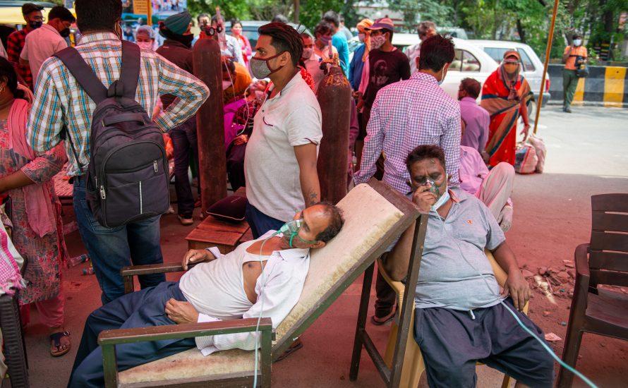 Indien: Hunderttausende Corona-Tote, während Pharmakonzerne Milliarden scheffeln