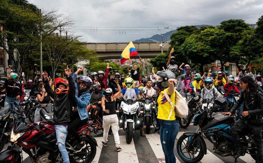 Politische Krise: Die Rebellion in Kolumbien zeigt die Notwendigkeit eines echten Generalstreiks zum Sturz von Duque auf.