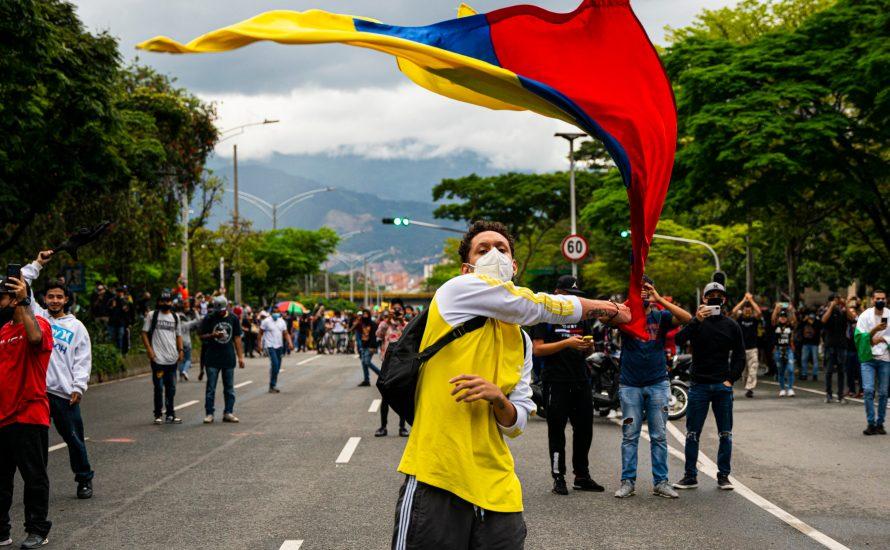 Kolumbien: Eine Rebellion der Massen stellt sich gegen Präsident Duque