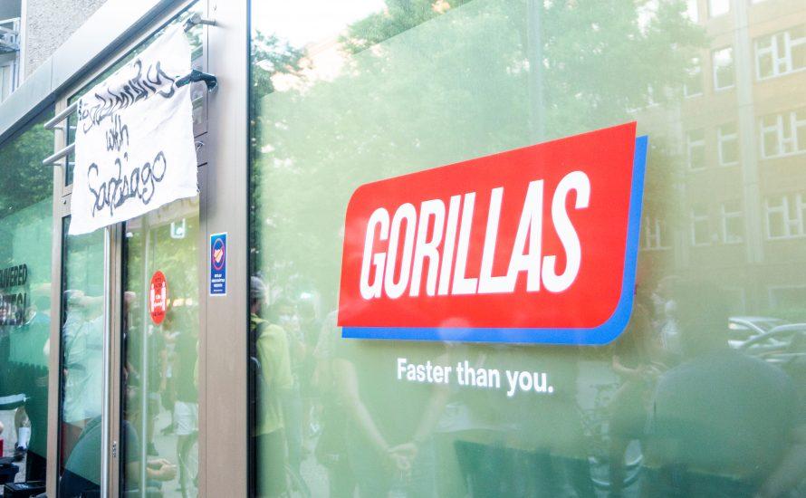 """Rassistisches """"Hire and Fire"""" bei Gorillas"""