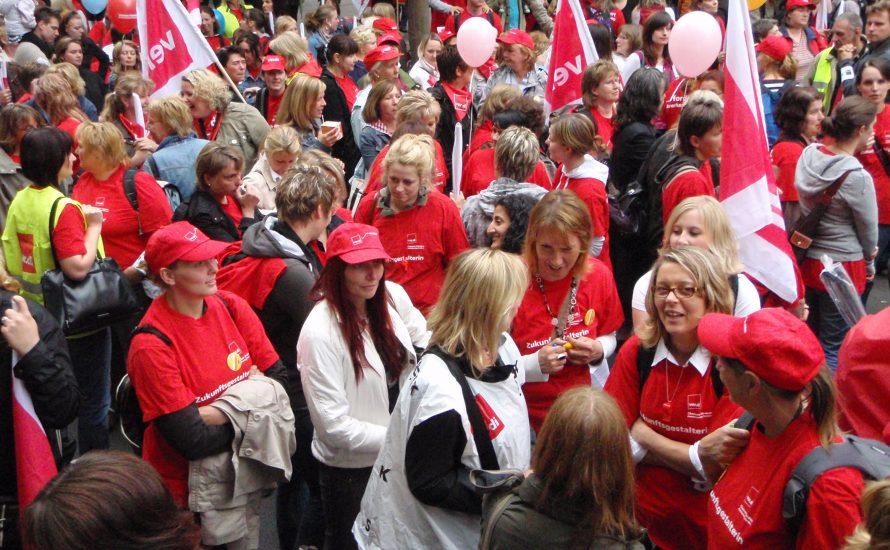 Gegen Sparpolitik und Privatisierungen im Gesundheitswesen. Streiken für mehr Personal!
