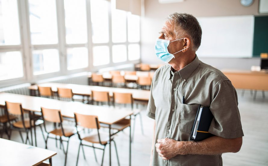 300.000 Schüler:innen in Quarantäne – aber kein Geld für Gesundheitsschutz an Schulen?