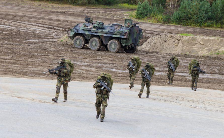 Nazi-Skandale in der Bundeswehr. Regierung tut weiter nichts