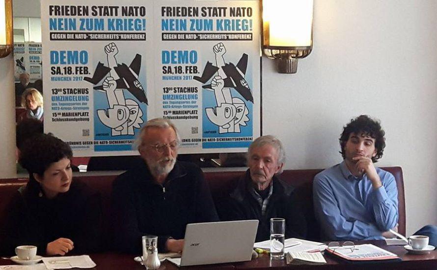 Refugee Struggle for Freedom zur Siko: