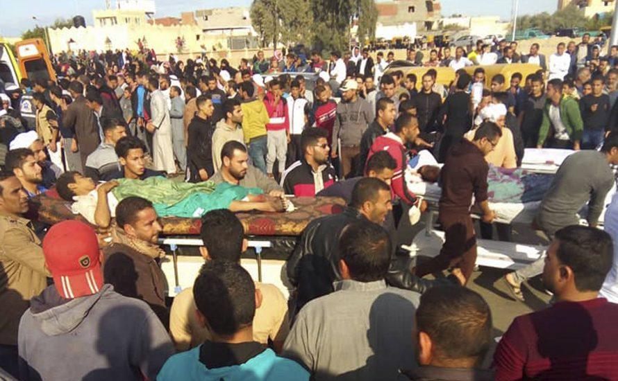 Ägypten: Krieg und Blutbäder auf der Sinai-Halbinsel