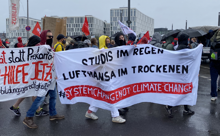CDU, Karliczek, alles Dreck, alle weg!