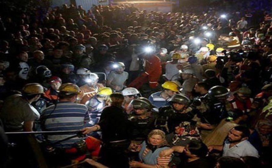 Türkiye'de yüzlerce maden işçisi can verdi