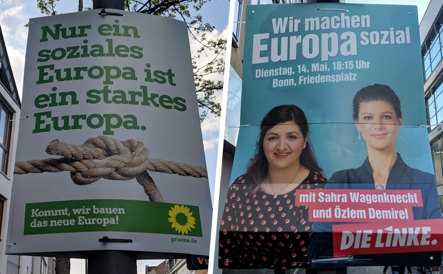 Linkspartei: Zerrieben zwischen dem Aufstieg der Grünen und der Konsolidierung der AfD