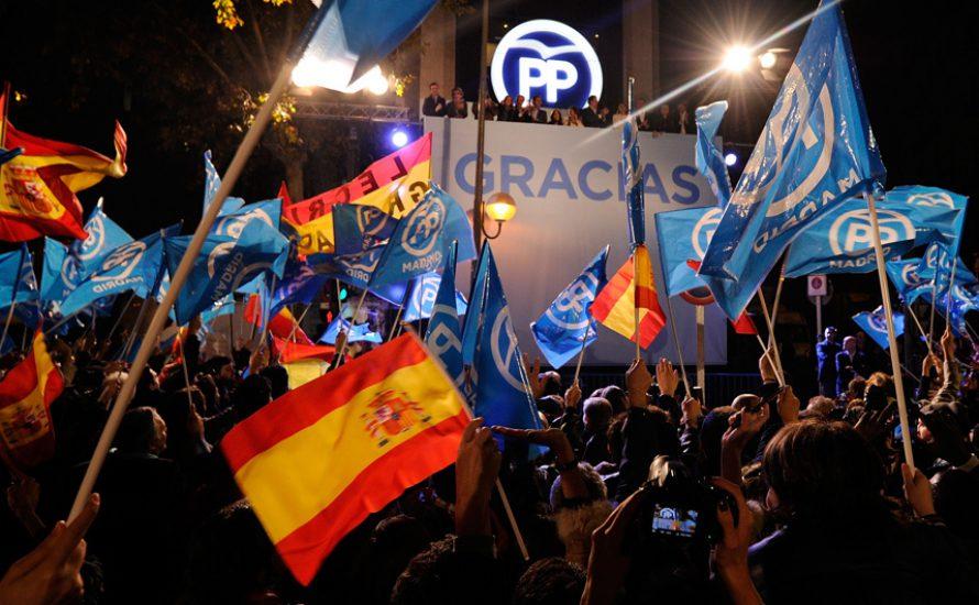 Spanischer Staat: Politische Krise geht nach Neuwahlen weiter