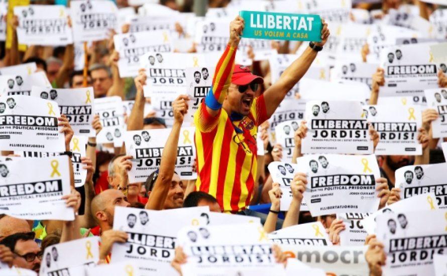 Unterstützen wir den Aufstand in Katalonien!