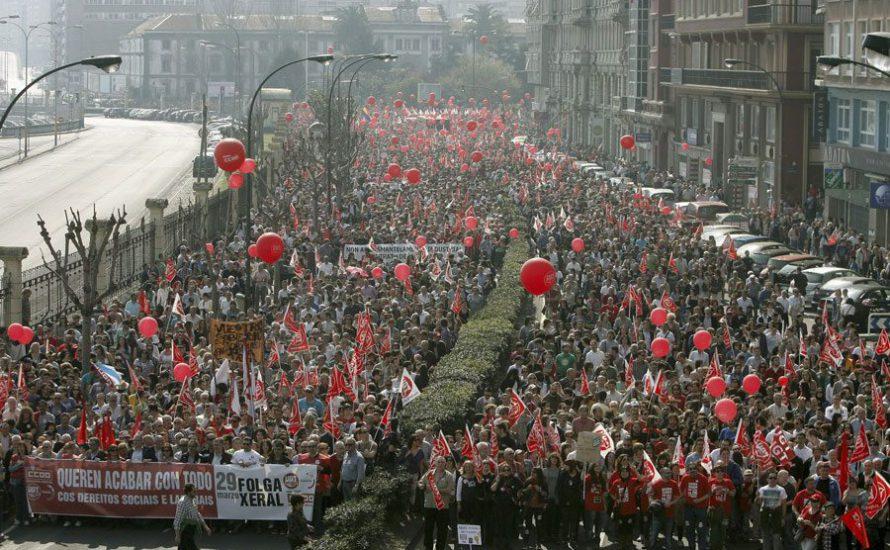 Europäischer Aktionstag in Frankfurt