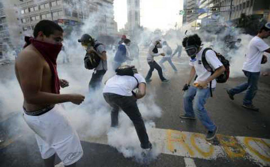Venezuela: Studis als Vorhut der Reaktion?