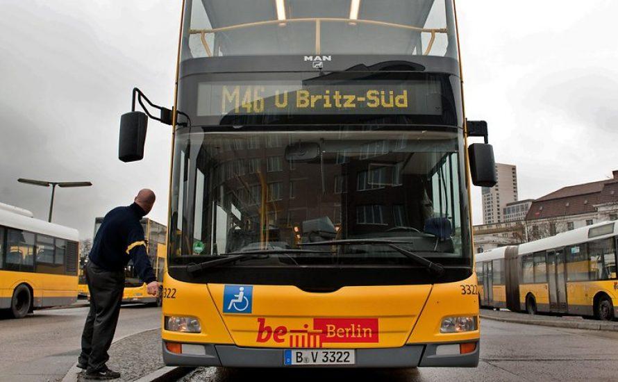 Ein Brief der Fahrer*innen fordert radikale Veränderungen bei den Berliner Verkehrsbetrieben (BVG)