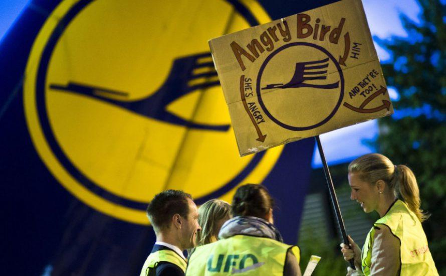 Bürokratie sucht Schulterschluss mit Lufthansa